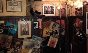 Read The 55 Bar: Music and Stories