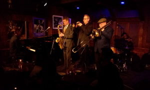 Read Eric Alexander, Steve Davis, John Swana and the Philly All-Stars: Chris' Jazz Cafe
