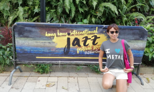 Read Hong Kong International Jazz Festival 2019