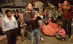 Read Out of the Roma Villages of Turkey, Clarinet Reigns Beyond Its Traditions