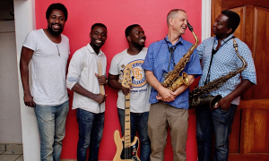 Read Benjamin Boone: The Poetry of Jazz and the Ghanaian Connection