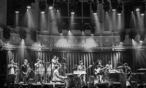 Interview with Snarky Puppy al Roma Jazz Festival