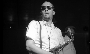 Jazz article: A Conversation with Jackie McLean