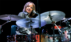 Terri Lyne Carrington: A Bi-Coastal Weekend