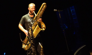 Interview with Colin Stetson a JazzMi 2018