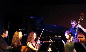 Beethoven, Barber and Vivaldi at The Jazz Corner