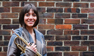 Read Yazz Ahmed & The Guildhall Jazz Orchestra