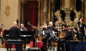 Interview with Chigiana Siena Jazz Ensemble - Kum! alla Chiesa di S. Agostino di Siena
