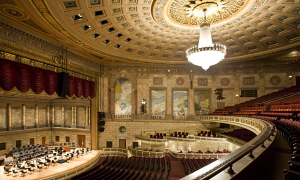 Eastman School of Music Centennial Celebration Hosts Conferences, Festivals, and Artists-in-Residencies