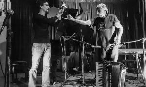Interview with Antonello Salis & Antonino Siringo al Pinocchio Jazz di Firenze