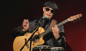 Read Raul Midon: Flamenco's Fire Into The Cool