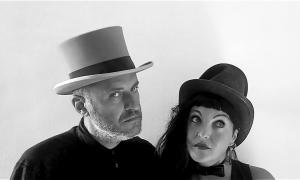 Interview with Il rock'n jazz di Kathya West, Danilo Gallo e Valerio Scrignoli