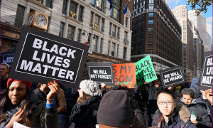 Read Black Lives Matter, Black Culture Matters