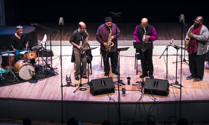 Read Live From New York: Terry Riley, Gyan Riley, Oliver Lake, Amir ElSaffar & Tommy Castro