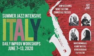Jazz Improvisation Workshop In Italy 2020 - Register Now