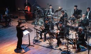 Jazz article: Patrick Lui Jazz Orchestra at Hong Kong City Hall