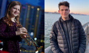 Interview with Meet Pianist Tyler Henderson and Trumpeter Summer Camargo