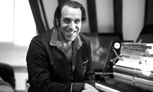 Interview with Chilly Gonzales al Parco della Musica Roma