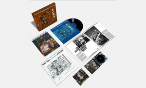 'La Note Bleue,' The Album That Marked The Great Return Of Barney Wilen, Presented In A Stunning Limited Edition Deluxe Box Set