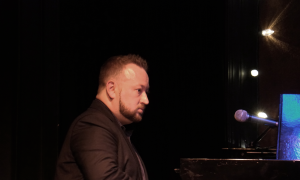Joshua Bowlus Trio at The Jazz Corner