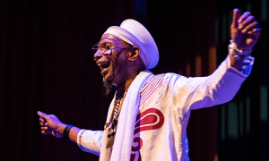 Read Omar Sosa: Building Bridges Not Walls