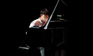 Jazz article: Joyce Cheung, Daniel Chu, Bowen Li and Patrick Lui at Youth Square