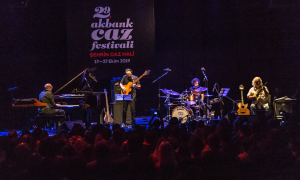 Interview with AkBank Jazz Festival 2019