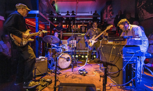 Read SPHERES at Nublu 151