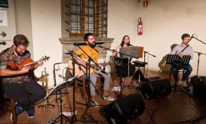 Interview with Linguamadre all'Istituto Ernesto De Martino di Prato