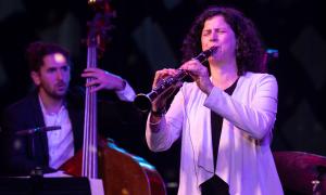 Jazz article: The 2021 Detroit Jazz Festival: A World Community, Day 3