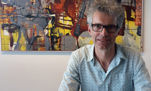 Interview with Frank van Berkel: New Programmer at Amsterdam's Bimhuis is Committed to Serve and to Curate