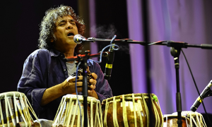 Interview with Zakir Hussain: The Best  Jazz / Crossover Albums