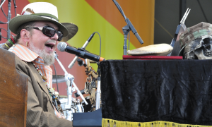 Interview with Remembering Dr. John