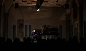 Interview with I Poeti del Piano Solo, alla Sala Vanni di Firenze