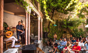 Interview with Rovereto Jazz 2019