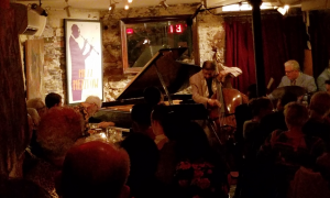 Denny Zeitlin, Buster Williams & Matt Wilson at Mezzrow Jazz Club