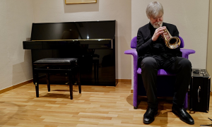 Interview with My Conversation with Tom Harrell