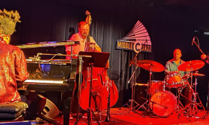Read Joe Barna & Sketches of Influence At Middle C Jazz