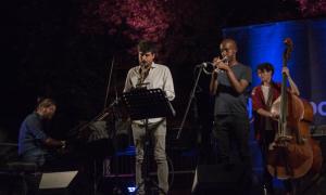 Interview with Michelangelo Scandroglio e Simone Quatrana a Empoli Jazz 2020
