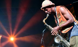 Read Shabaka Hutchings: Black to the Future
