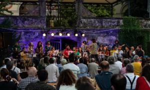 Interview with Fonterossa Open Orchestra per Fabbrica Europa