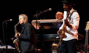 Read Double Vision Revisited: Bob James, David Sanborn, and Marcus Miller at the Lakewood Civic Auditorium