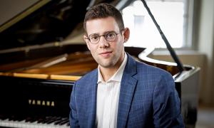 Jazz article: Steven Feifke: Kinetic