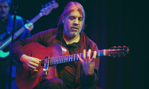 Guitarist Stephane Wrembel To Release Django L'impressionniste, A Book Of Music Transcriptions Of 17 Compositions For Solo Guitar By Legendary Musician Django Reinhardt, On April 22, 2021