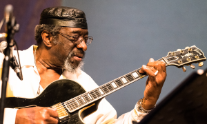 Interview with James Blood Ulmer and the Thing at Bochum Art Museum