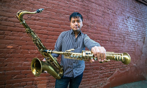 Read Jon Irabagon: Channeling Charlie Parker In The Black Hills