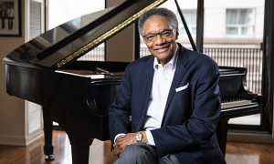 NEA Jazz Master Ramsey Lewis Announces The Second Season Of The Monthly Online Performance Series, 'Saturday Salon'