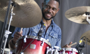 """""""Solidarity,"""" New CD Due Nov. 8 From Drummer/Composer Jerome Jennings, Addresses Concerns About Political & Social Justice"""