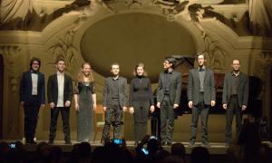 Interview with L'integrale per pianoforte di Ligeti a Bologna