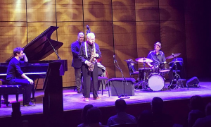 Read Drummer George Schuller Talks about Lee Konitz